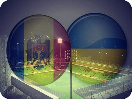 Ukraine-Moldova-football