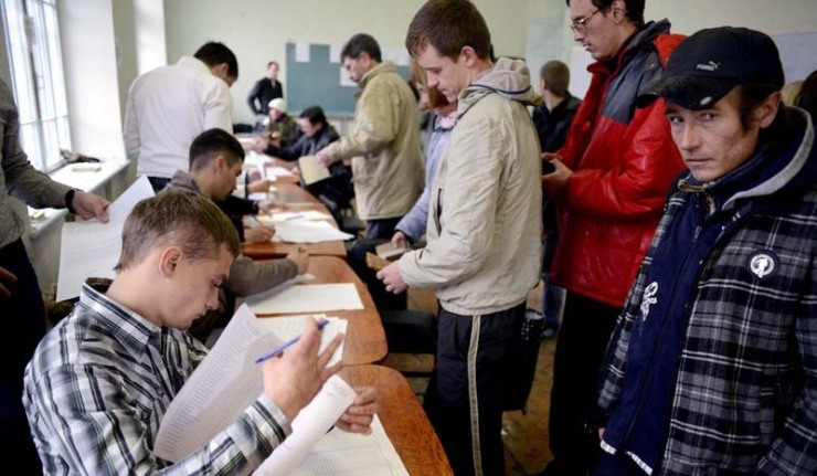 Crimean referendum on joining Russia